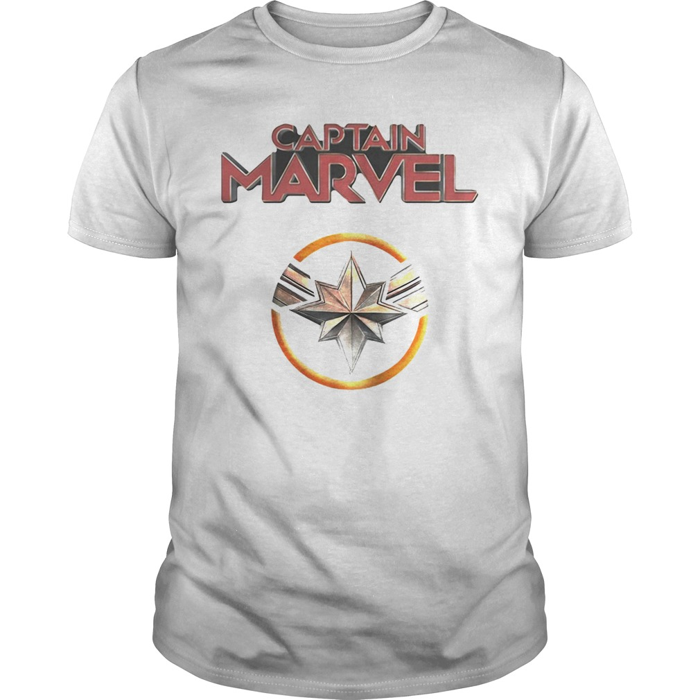 Official Best captain marvel shirt
