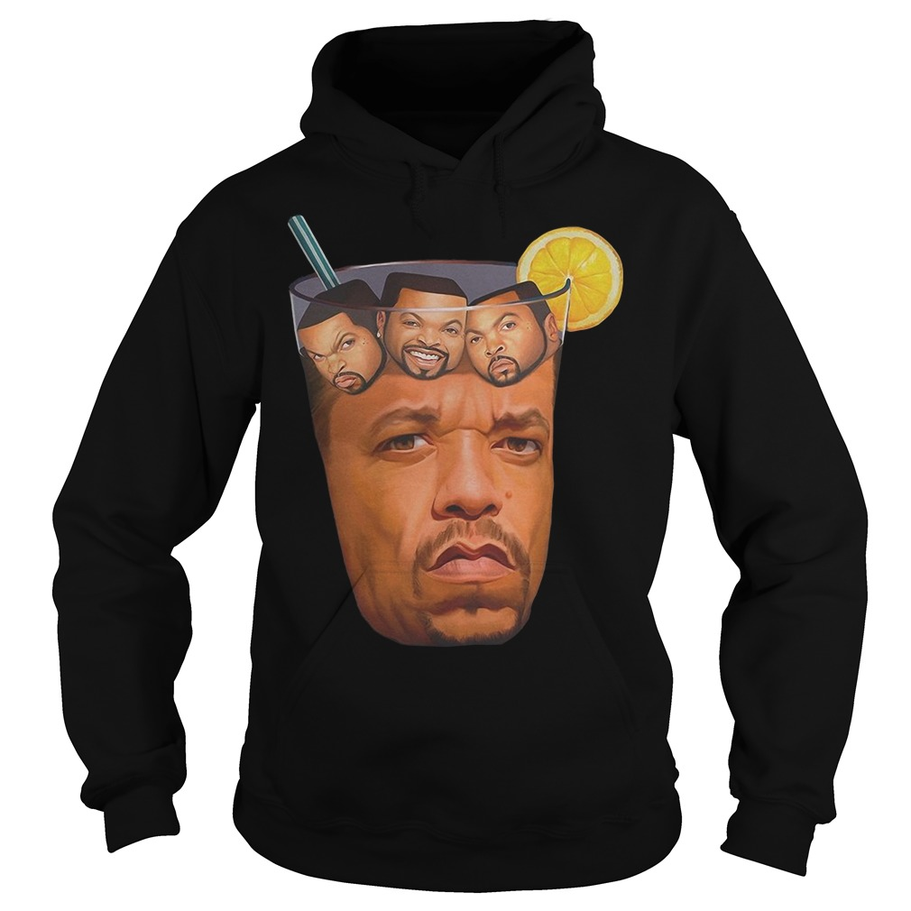 official ice t ice cube funny hoodie - Official Ice-T with Ice Cube funny shirt,  ladies tee, v-neck, tank top