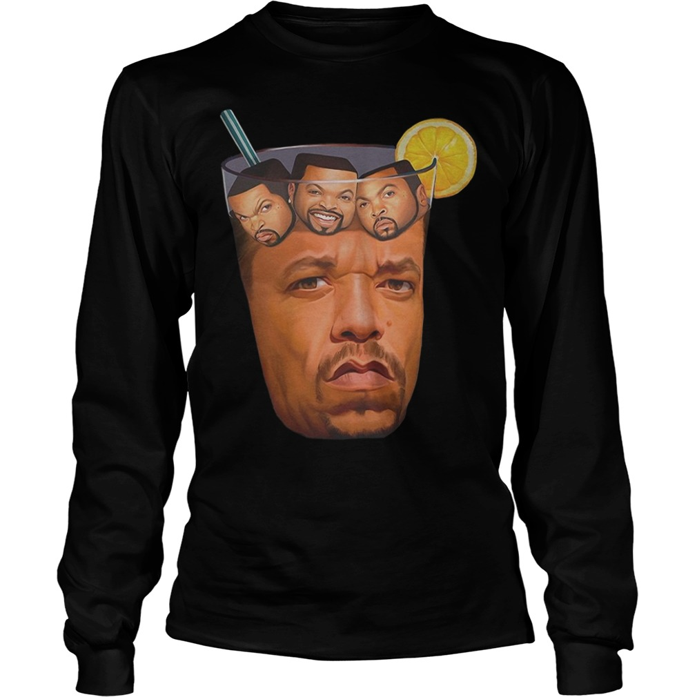 official ice t ice cube funny longsleeve - Official Ice-T with Ice Cube funny shirt,  ladies tee, v-neck, tank top