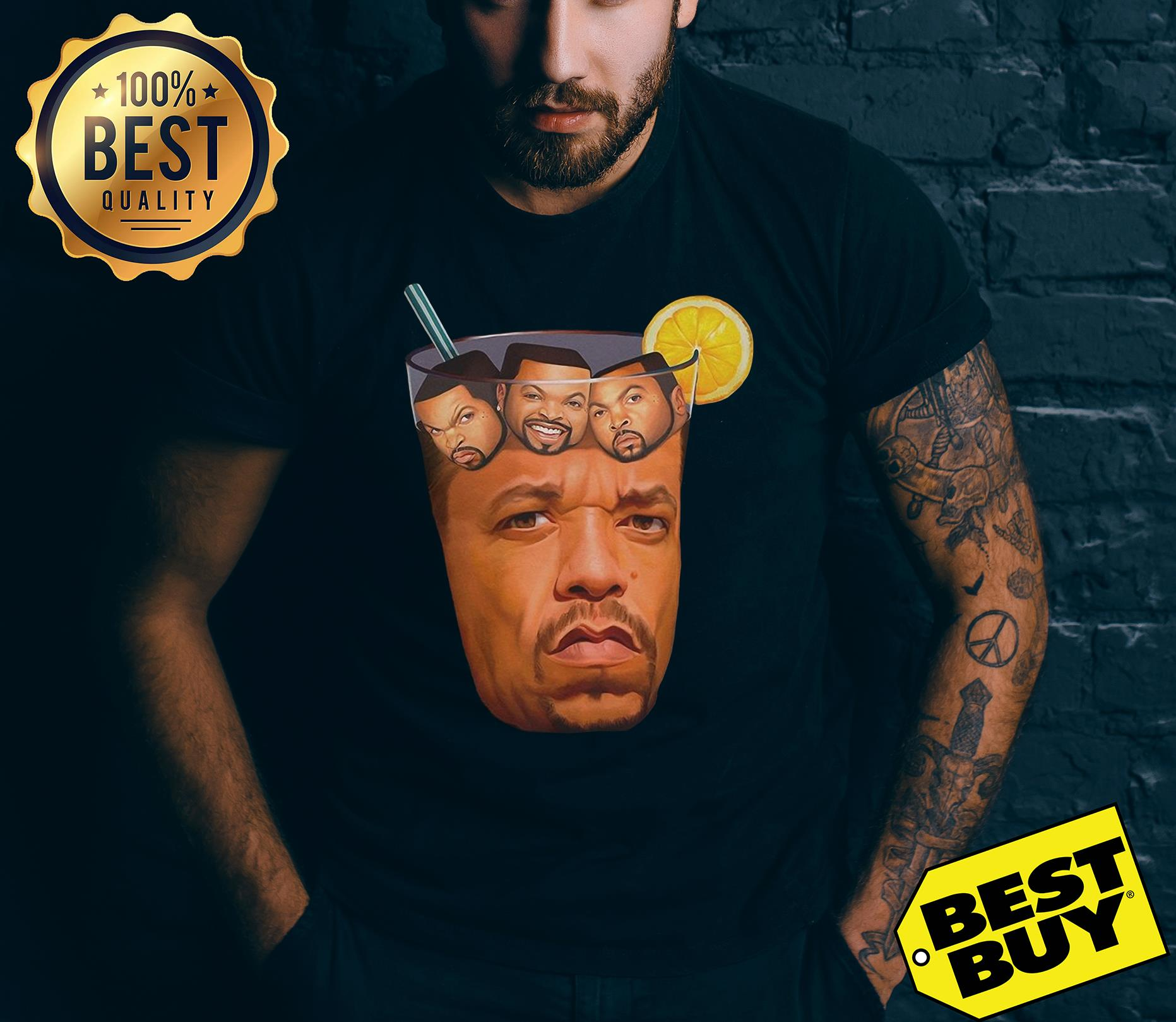 official ice t ice cube funny tank top 1 - Official Ice-T with Ice Cube funny shirt,  ladies tee, v-neck, tank top