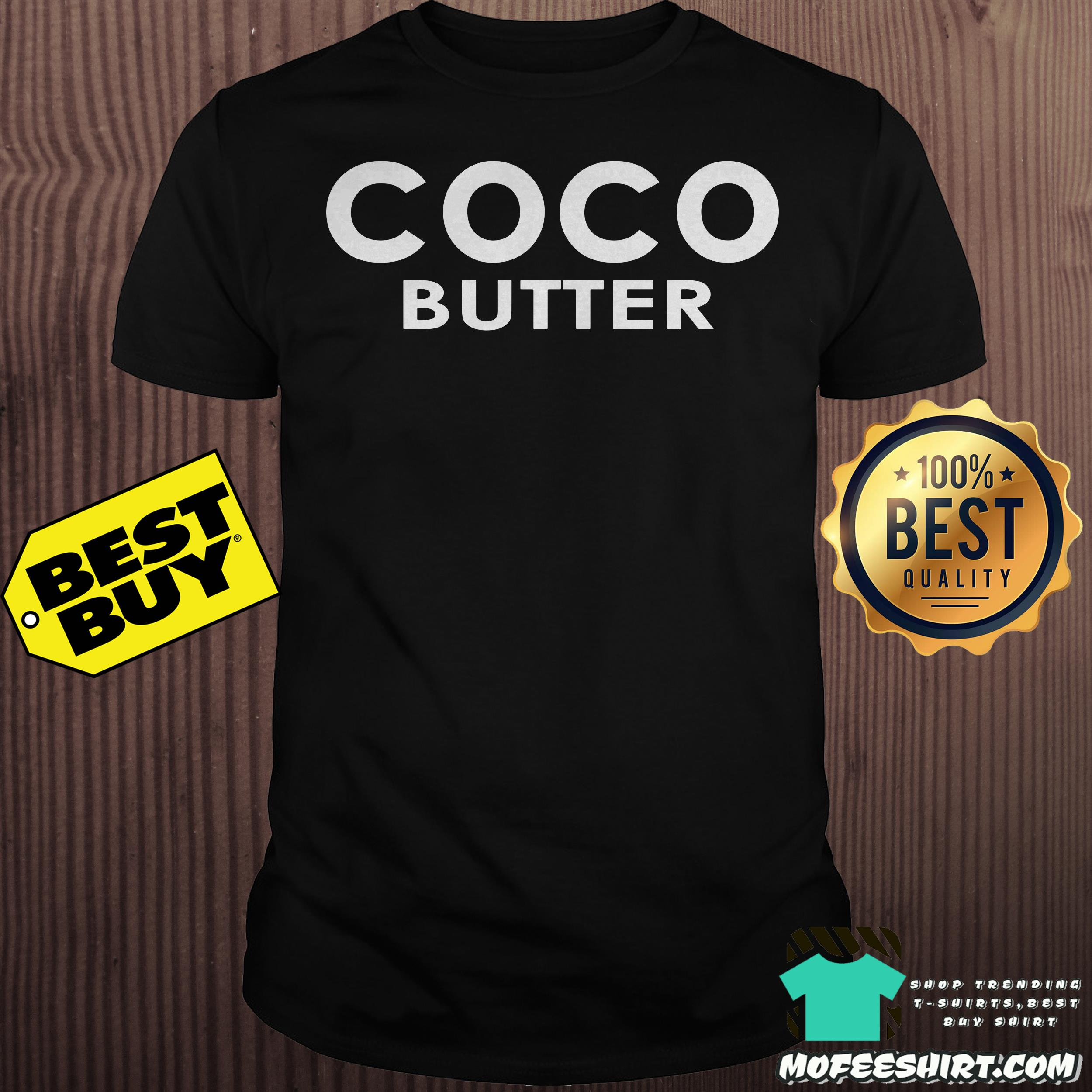 Coco Butter Favorite Food shirt