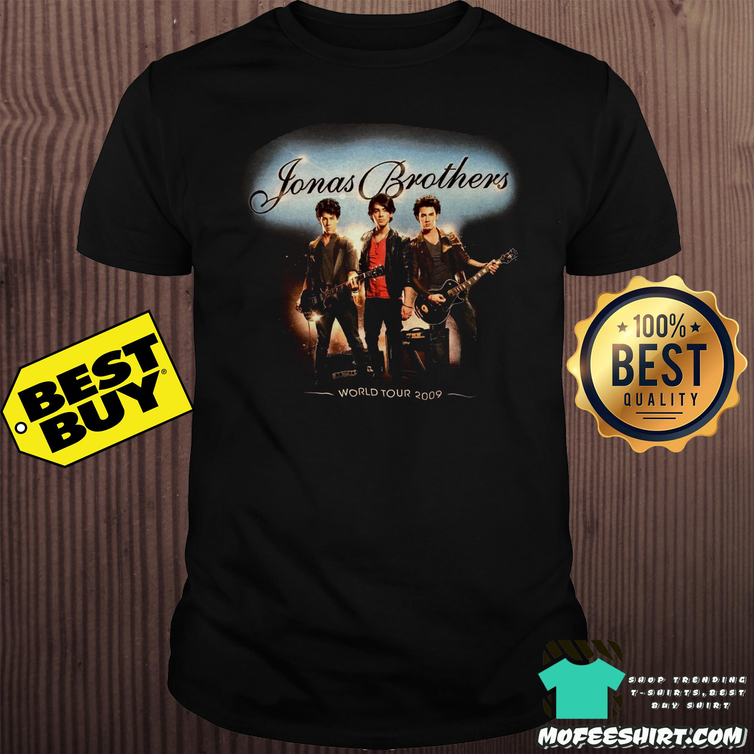 b23d43c33 [Sale 20%] Official Jonas Brothers world tour 2019 shirt