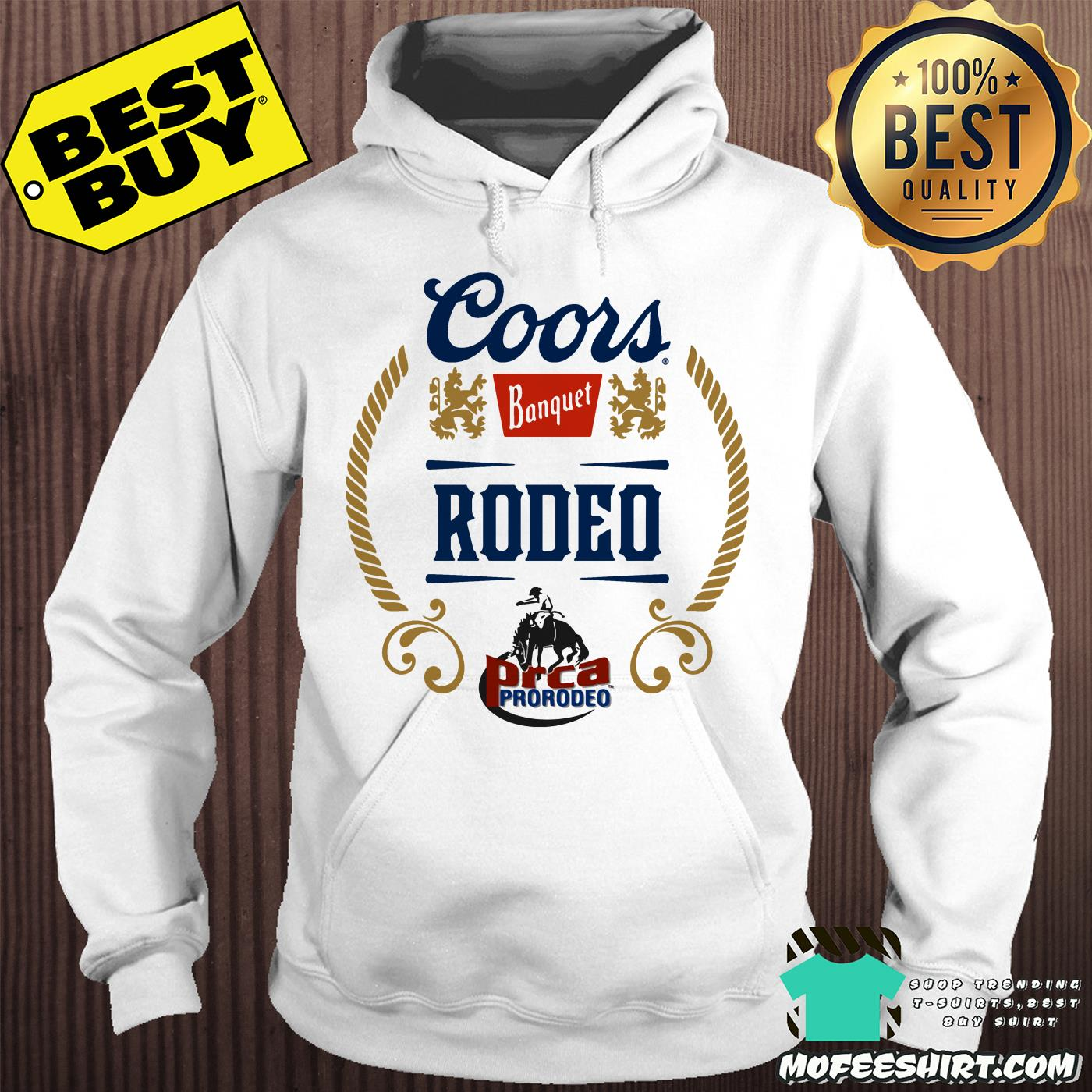 coors banquet rodeo prca prorodeo vintage hoodie - Coors Banquet Rodeo PRCA Prorodeo Vintage shirt