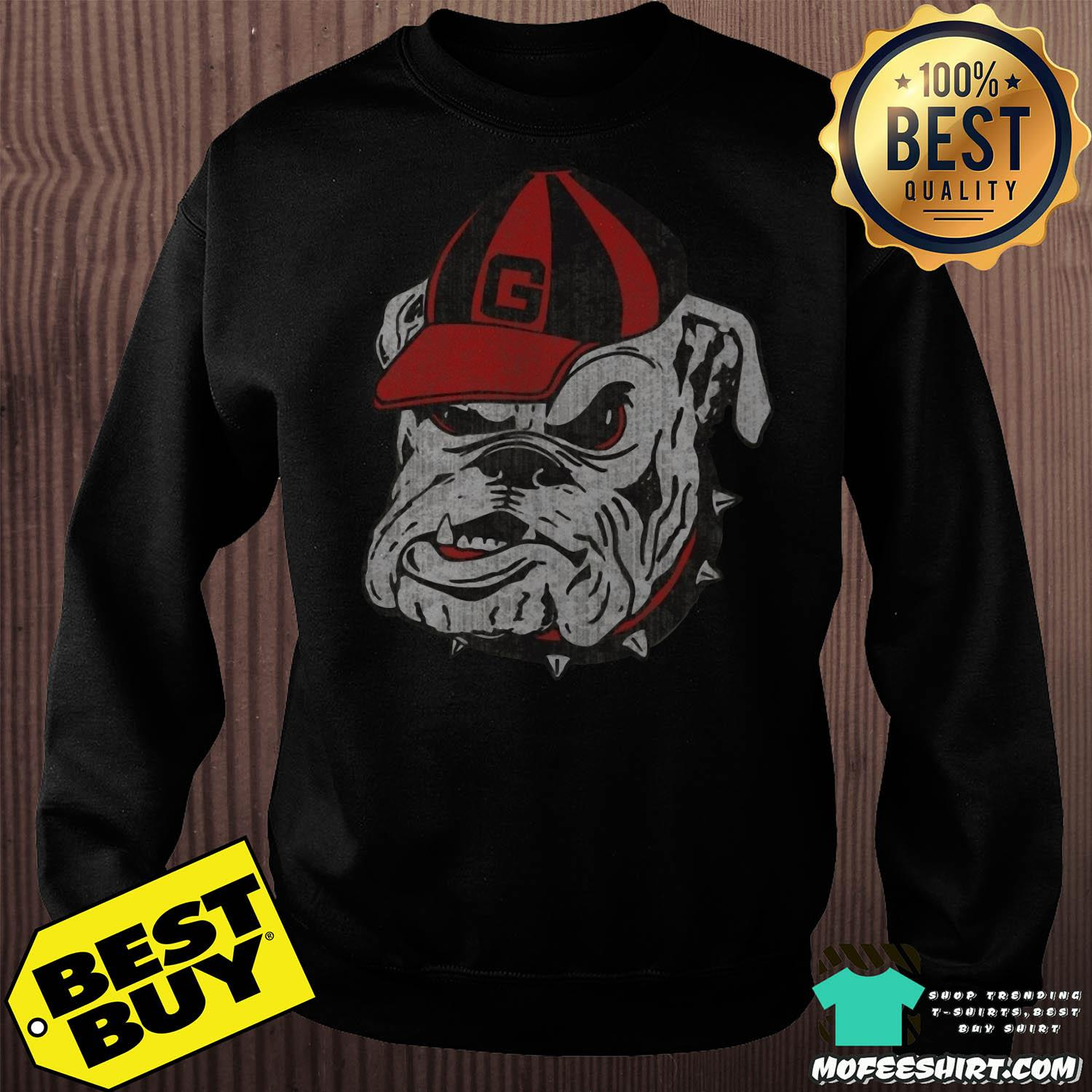 Georgia Bulldogs The Good Bad T Ugly Sweatshirt