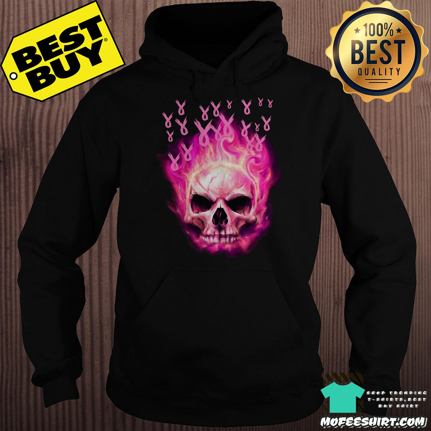 halloween the breast cancer awareness hoodie - Halloween The Breast Cancer Awareness shirt