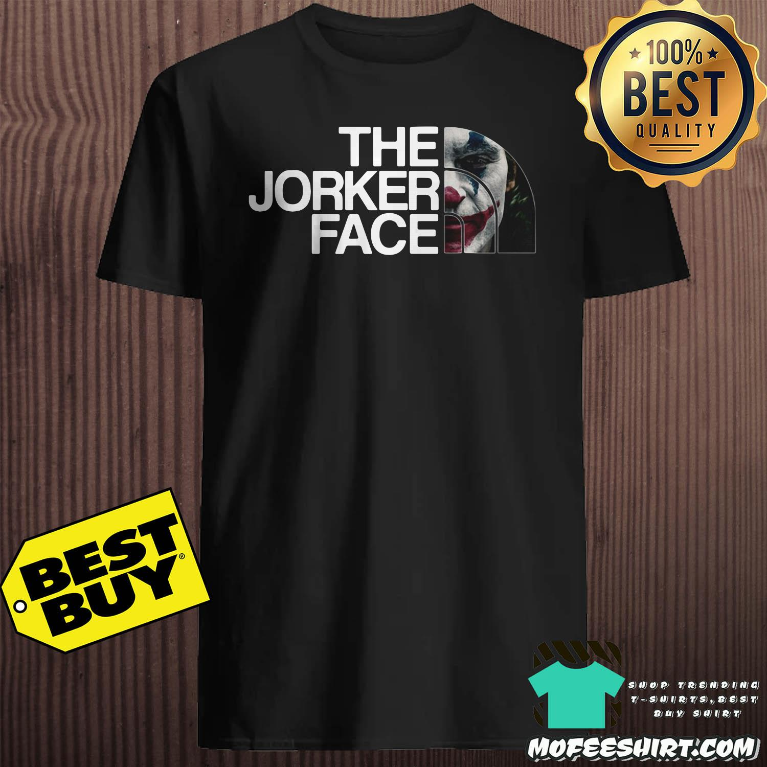 Official The Joker face shirt