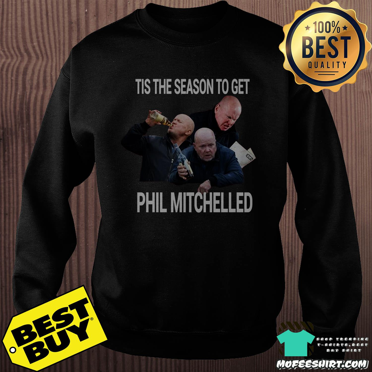 Christmas Jumper Tis The Season To Get Phil Mitchelled Shirt Sweater