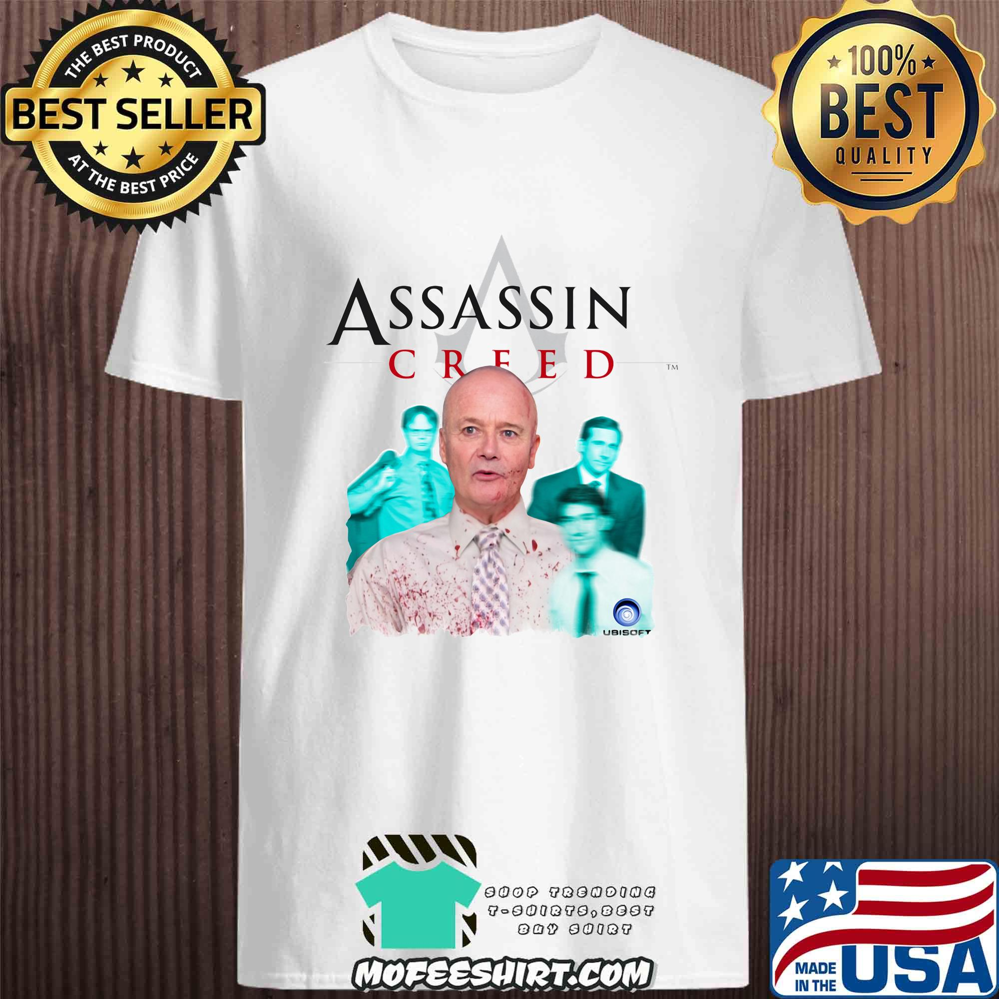 The Office Assassin Creed shirt