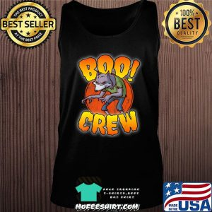 Boo Crew, Werewolf - Cute Matching Halloween Costume T-Shirt Tank top