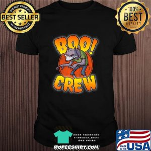 Boo Crew, Werewolf - Cute Matching Halloween Costume T-Shirt