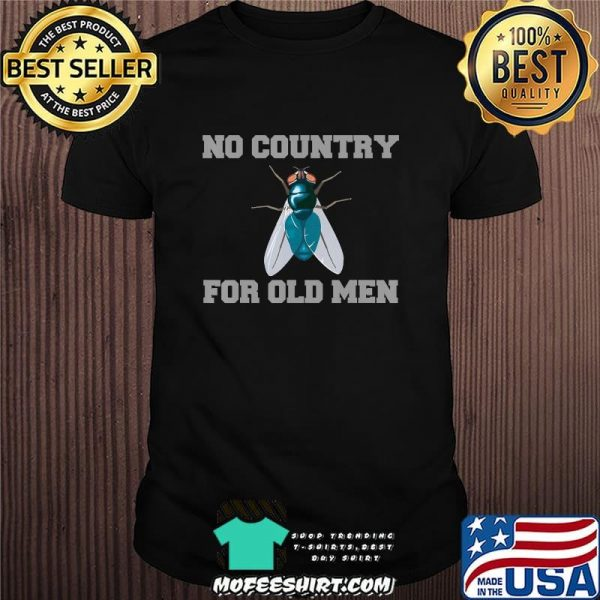 Mike Pence Kamala Harris Debate No Country For Old Men Fly T-Shirt