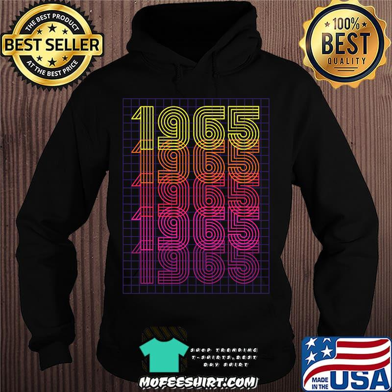 1965 Limited Edition Original Parts Vintage Shirt Hoodie