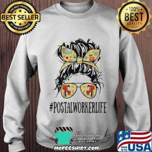 Official The Girl Postalworkerlife Shirt Sweater