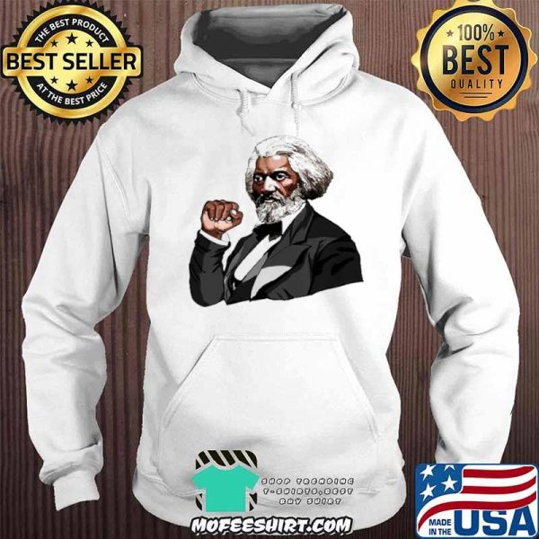 Frederick Douglass Black Fist Blm Shirt