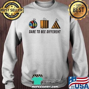 Dare To Bee Different Autism Shirt Sweater