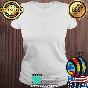 Dare To Bee Different Autism Shirt V-neck