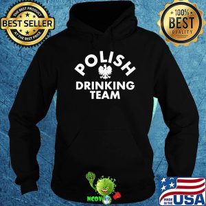 Official polish drinking team s Hoodie