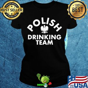Official polish drinking team s Ladies tee