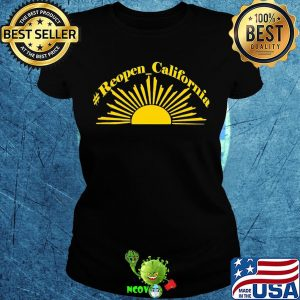 Official sunshine reopen california s Ladies tee