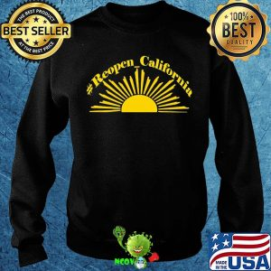 Official sunshine reopen california s Sweater